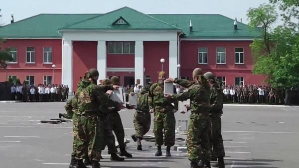 В больнице Витебска умер десантник из Витебской 103-й десантной бригады
