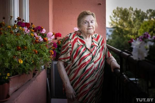 90-летняя минчанка-медик написала резкое письмо чиновникам