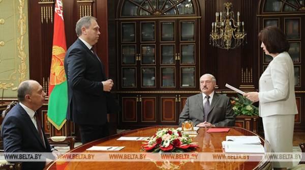 Министром здравоохранения Беларуси назначен Владимир Караник