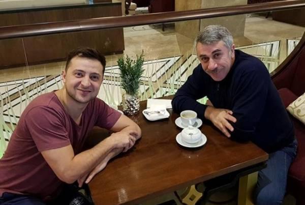 Доктор Комаровский может стать главой Минздрава Украины при Зеленском