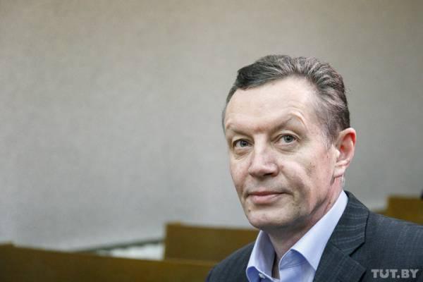 В Минске судят экс-главного врача 12-й стоматологической поликлиники Владимира Кравченка