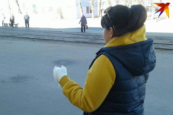 Поножовщина из-за собаки в Витебске - мать собачницы в больнице