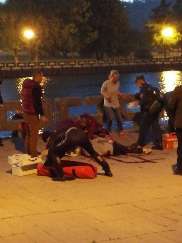 В Минске погибла женщина во время салюта 3 июля