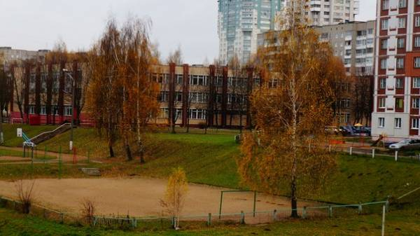 В минской школе умер учитель физкультуры