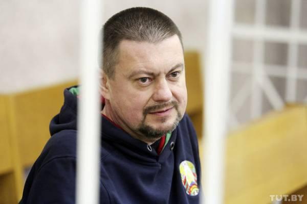 В Минске судят замминистра здравоохранения Игоря Лосицкого