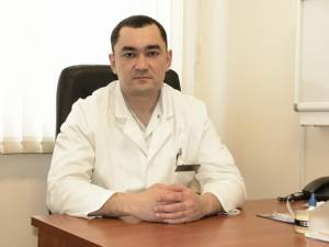 Ортопед-травматолог в Минске Мурзич Александр Эдуардович
