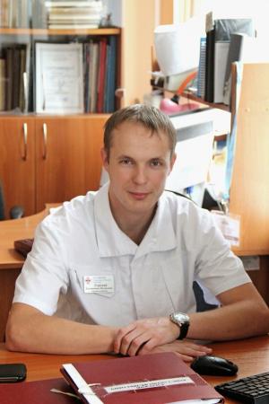 Травматолог-ортопед в Минске Езерский Константин Феликсович