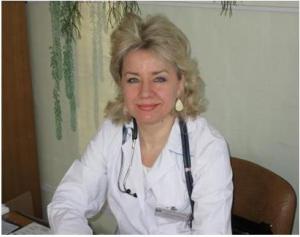 Фтизиатр в Минске Кривошеева Жанна Ивановна