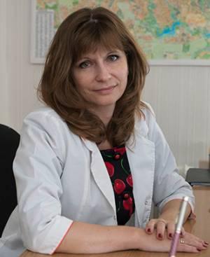Психиатр-нарколог в Минске Истомина Жанна Вячеславовна