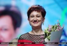 Лучшим врачом общей практики признана заведующая Сеньковщинской амбулаторией Слонимской ЦРБ Светлана Антончик