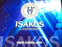 конгресс Международного общества артроскопии, хирургии коленного сустава и ортопедической спортивной медицины