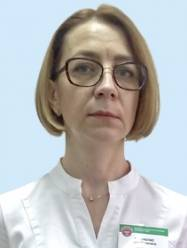 Антоненко Алла Ивановна