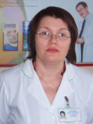 Пиневич Ольга Петровна