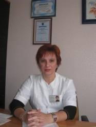 Горегляд Наталья Степановна