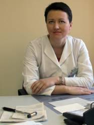 Волчецкая Светлана Петровна