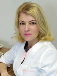 Спиридонова Нина Анатольевна