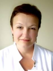 Дашко Ирина Степановна