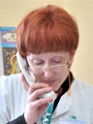 Гудовская Валентина Алексеевна