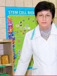 Дрык Светлана Иордановна