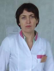Шалесная Елена Ивановна