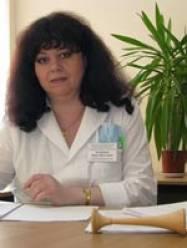 Яговдик Ирина Николаевна