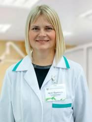 Сущевич Ирина Михайловна