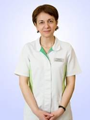 Горбач Валентина Олеговна