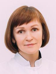 Гребенёва Лариса Фёдоровна