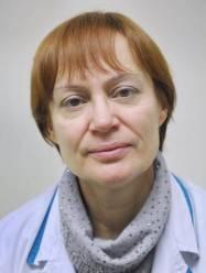 Халецкая Людмила Михайловна