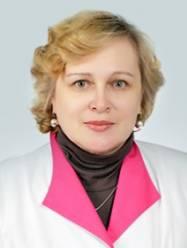 Клютченя Жанна Евгеньевна