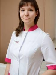 Крук Анна Васильевна