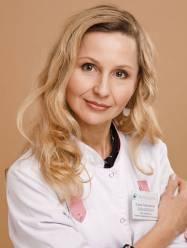 Левашкевич Елена Николаевна