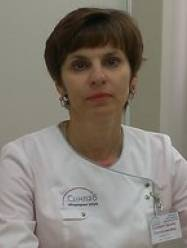 Пецевич Ирина Станиславовна