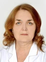 Петлицкая Галина Антоновна