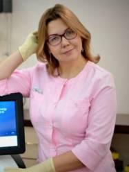 Сологуб Юлия Леонидовна