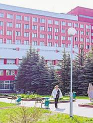 10 больница Минска
