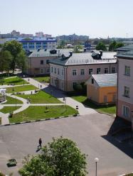 1 больница Гомеля