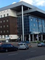Городской кардиологический центр на Энгельса в Минске