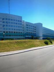 Республиканская больница медицинской реабилитации в Аксаковщине