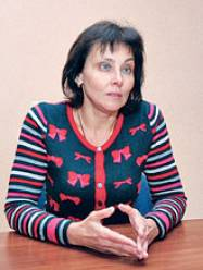 Воронина Любовь Петровна