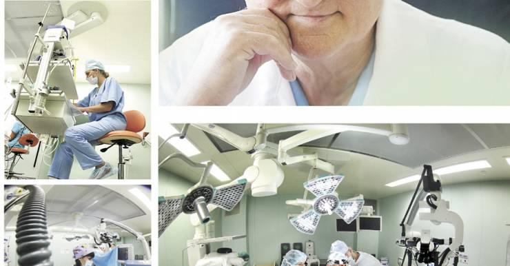 Арнольд Смеянович 50 лет оперирует на головном и спинном мозге в Минске на оборудовании, которое позволяет выполнять все нейрохирургические вмешательства, существующие в мире