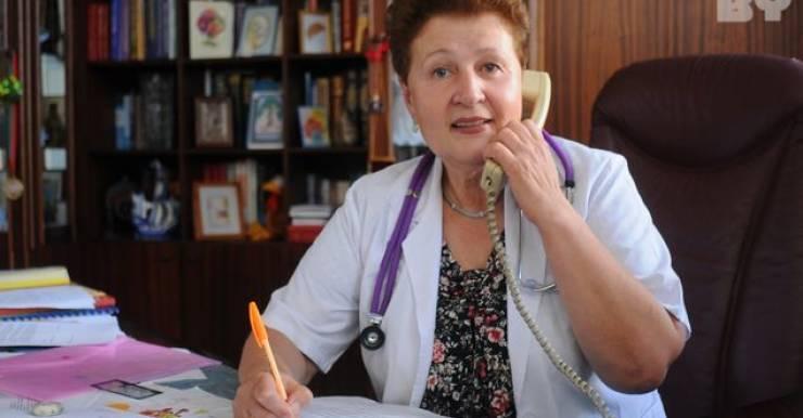 Профессор Ольга Алейникова
