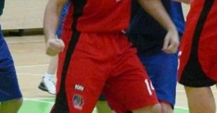 Врач «Минск-2006» Александр Кривцун