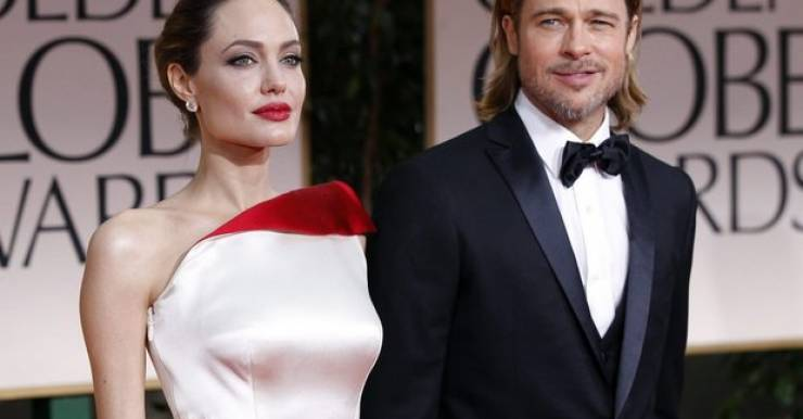 Анджелины Джоли и Брэд Питт