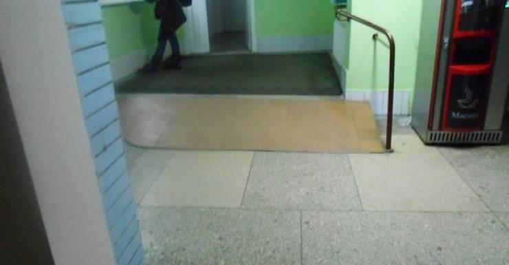 42-летняя женщина упала и сломала шейку бедра в Минской районной больнице в Боровлянах