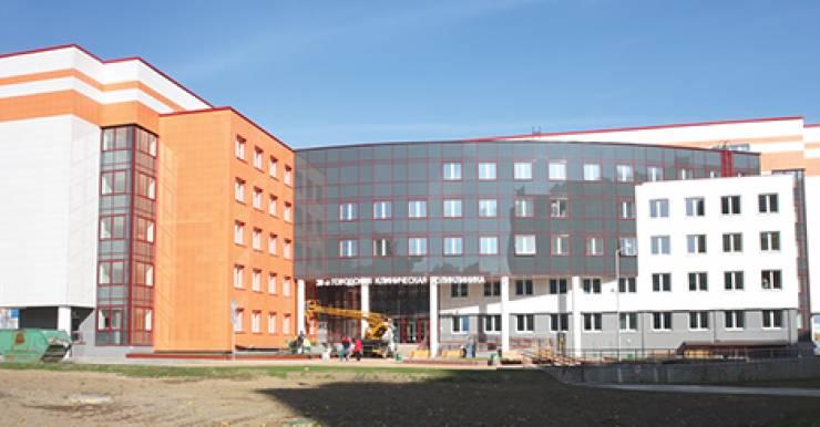 39-я поликлиника Минска в микрорайоне Брилевичи-2: видеоконференцсвязь, электронные очереди, единственный в районе маммографический кабинет,