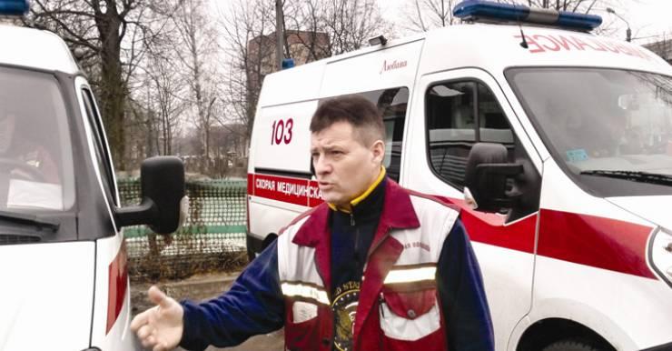 Александр Волчанин в 1982г. закончил борисовское медучилище по специальности «фельдшер»