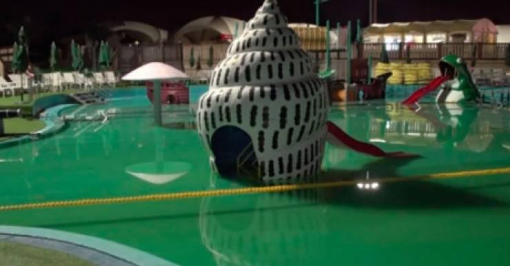 10-летний мальчик умер после посещения столичного аквапарка Dreamland в субботу 22 августа.