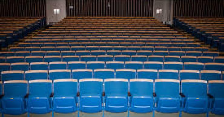 Пустые аудитории