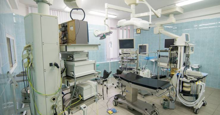 Операционная гинекологической больница Минска